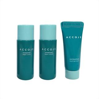 [HB - Gift] Bộ 3 sản phẩm cấp ẩm Accoje Hydrating Aqua (Mini kit) thumbnail
