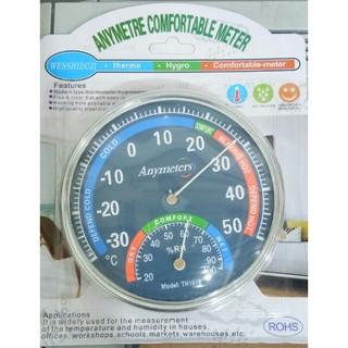 Nhiệt ẩm kế cơ học Anymetre TH-101B