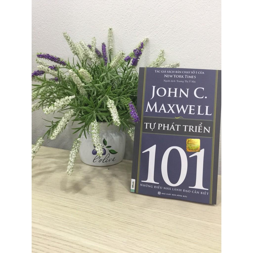 Sách - Tự Phát Triển 101 – Những Điều Nhà Lãnh Đạo Cần Biết