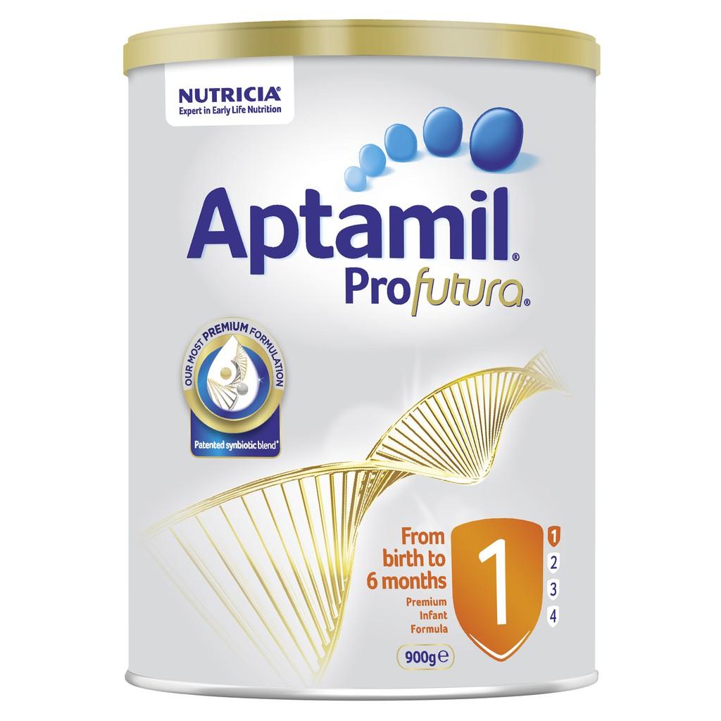 Aptamil Pro Số 1 Úc Mẫu Mới