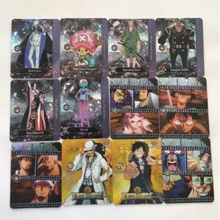 [Sale] Thẻ Toonies One piece phiên bản điện ảnh đặc biệt