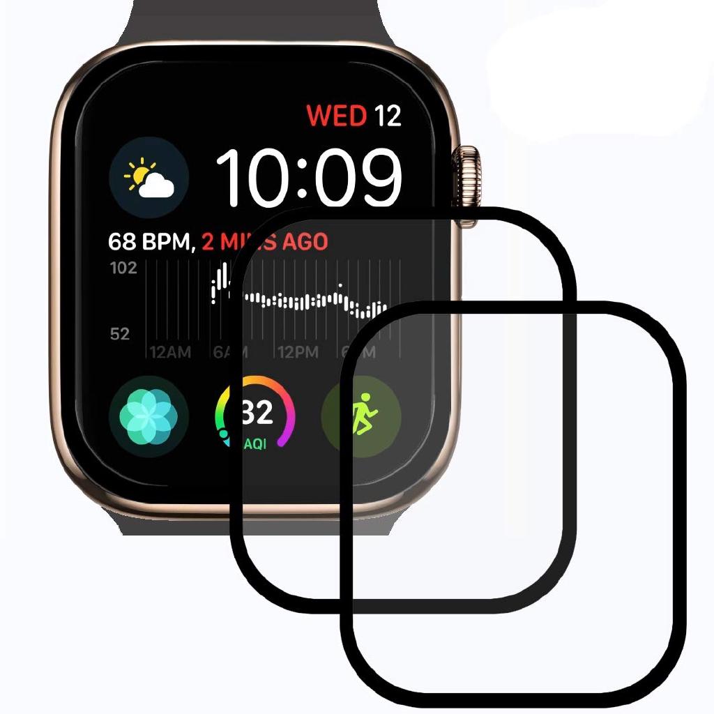 Miếng dán cường lực cho Apple Watch 38mm 42mm 40mm 44mm