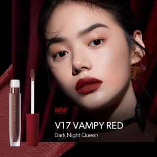 Hình ảnh Son Kem Lì Perfect Diary Glamour Select Velvet Liquid Lipstick( Red Velvet Edition) 3g-5