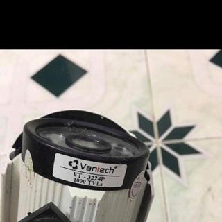 Đầu ghi hình Questek 6408 , camera Vantech thumbnail