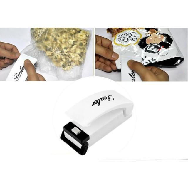 Máy hàn miệng túi mini Super Sealer - 2681520 , 29716125 , 322_29716125 , 14000 , May-han-mieng-tui-mini-Super-Sealer-322_29716125 , shopee.vn , Máy hàn miệng túi mini Super Sealer