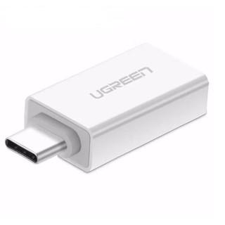 Đầu chuyển Type-C to USB 3.0 chính hãng Ugreen 30155