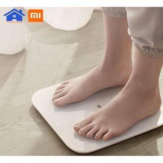 [CHÍNH HÃNG] Cân thông minh Xiaomi gen 2 2020 – Cân điện tử xiaomi thông minh Xiaomi Scale 2 Universal