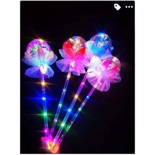 Gậy phát sáng quả cầu pha lê – đồ chơi trung thu