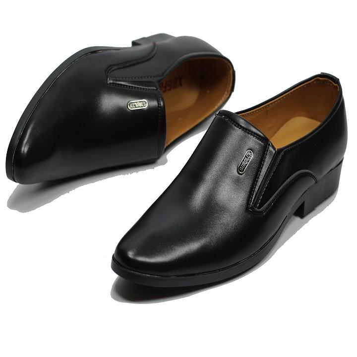 Giày Tây Nam Da Mềm Đế Được Khâu Chắc Chắn PQD MTSPORT