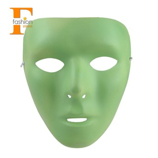 【FS】Noctilucent Face Mask for Halloween Masquerade Carnival Costume