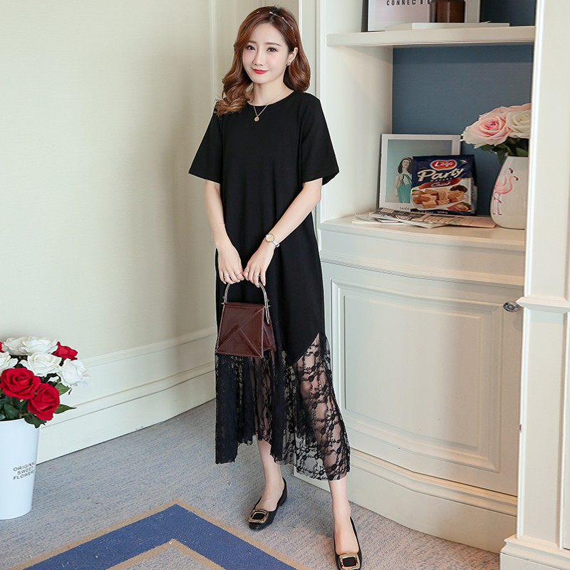 Đầm bầu , váy bầu maxi tay lỡ đơn giản dễ thương hiện đại thích hợp cho mặc nhà dạo phố du lịch