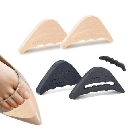 Cặp lót giày cao gót nữ đệm êm ngón chân XIMO chất liệu cao su non (LGCGC10)