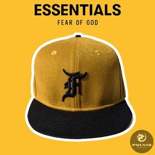 ⚡️[CHỈ 1 NGÀY] – Mũ FOG FEAR OF GOD New Era Yellow, FEAR OF GOD New Era Fitted Cap