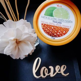 Wax nguội mật ong handmade Vivir (TẶNG KÈM GIẤY + QUE WAX)