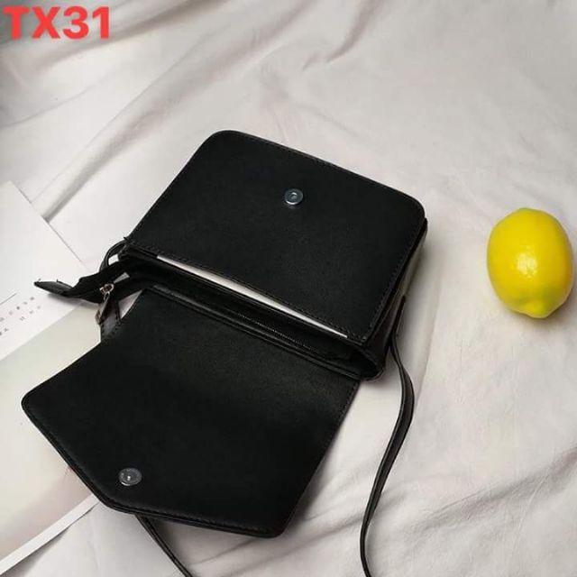 Túi da đeo chéo bì thư cực hot QN119