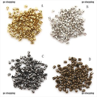 go shopping 100pcs Doll Clothes Accessories Diy Buckles 2mm Mini Round Bead Claw Hammer thumbnail