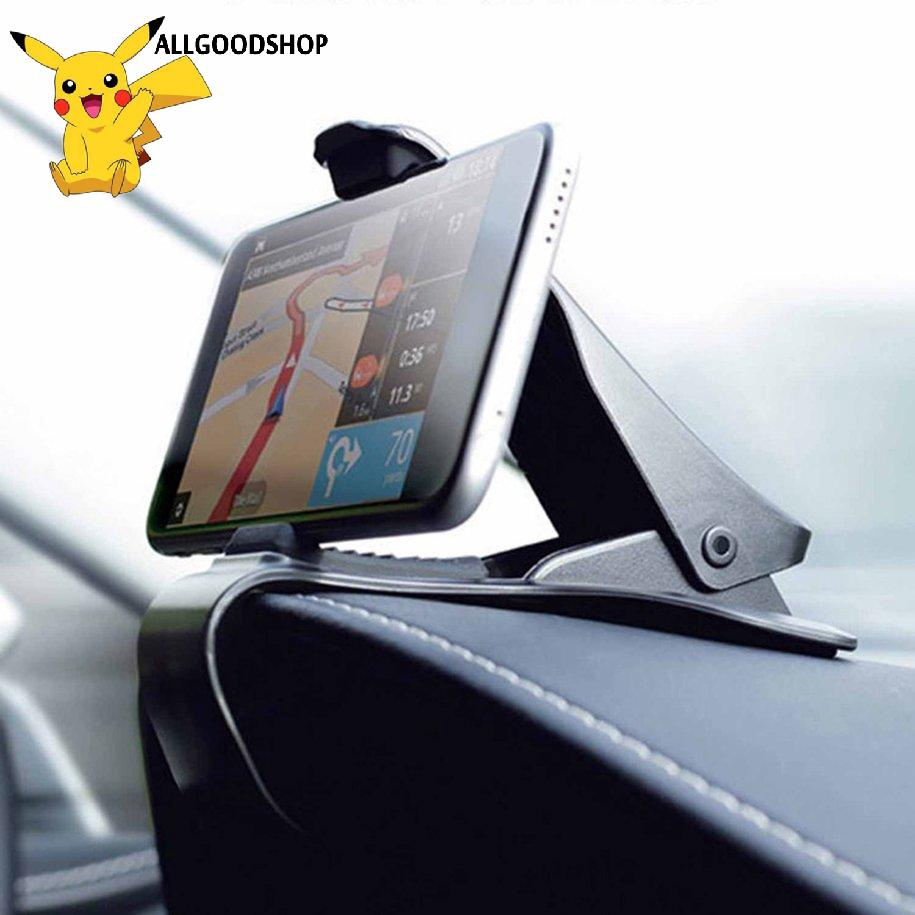 Giá đỡ điện thoại thông minh thiết bị định vị GPS điều chỉnh được cho xe hơi