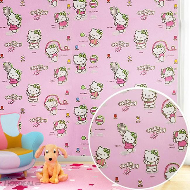 5M Giấy Dán Tường Họa Tiết kitty hồng không cần keo - 3493275 , 770700152 , 322_770700152 , 89000 , 5M-Giay-Dan-Tuong-Hoa-Tiet-kitty-hong-khong-can-keo-322_770700152 , shopee.vn , 5M Giấy Dán Tường Họa Tiết kitty hồng không cần keo
