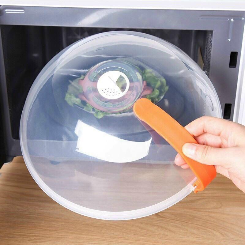 💕Vung, nắp đậy thức ăn lò vi sóng chịu nhiệt