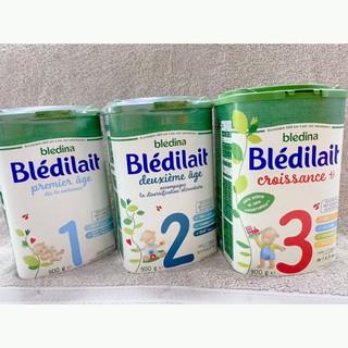 [HÀNG PHÁP] Sữa bột Bledina Bledilait các số 900gram. thumbnail