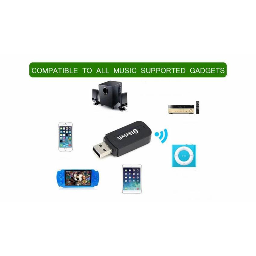 [Mã ELFLASH5 giảm 20K đơn 50K] USB Bluetooth Audio dùng cho Điện thoại, Máy nghe nhạc