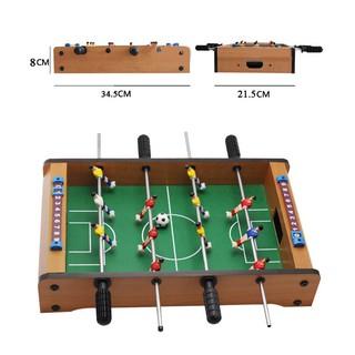 [FLOW SHOP để nhận ưu đãi lớn] Bộ đồ chơi bàn bi lắc đá bóng bằng gỗ cho bé -4035