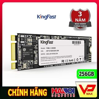 [Mã SKAMSALE06 giảm 10% đơn 150k] Ổ cứng SSD KINGFAST 256GB M.2 2280 bảo hành 3 năm Hà Nội Computer