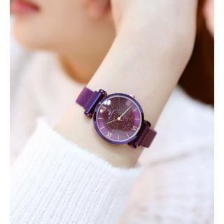 Đồng hồ nữ Bee Sister chính hãng dây nam châm mặt đính đá mẫu mới siêu hot thumbnail