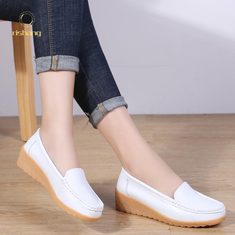 Giày Lười Nữ Đế Xuồng 3cm Thời Trang Hàn