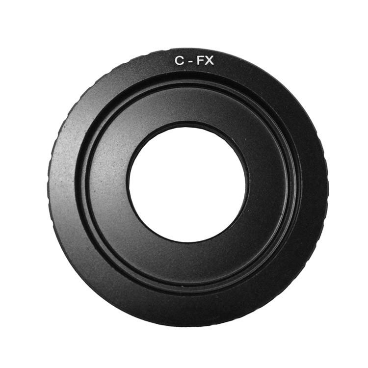 Chụp ảnh Kikoly07 đặc biệt Vòng bộ chuyển đổi Cuely C-FX Dành cho ống kính phim cổng C sang FX PRO 1 / X-E1 Fuji micro
