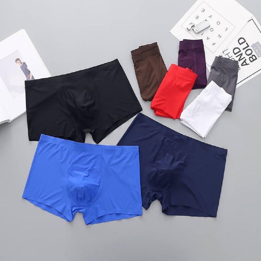 [Sịp nam] 5 Quần lót nam, quần sịp nam co giãn, thoáng mát màu đẹp nhiều mầu chất Cotton co giãn 4 chiều nam tính GC25