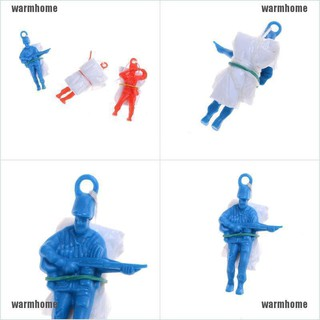 warmhome Loot/Party Bag Fillers Wedding 3 Parachute Men Parachutist Pinata Toy thro