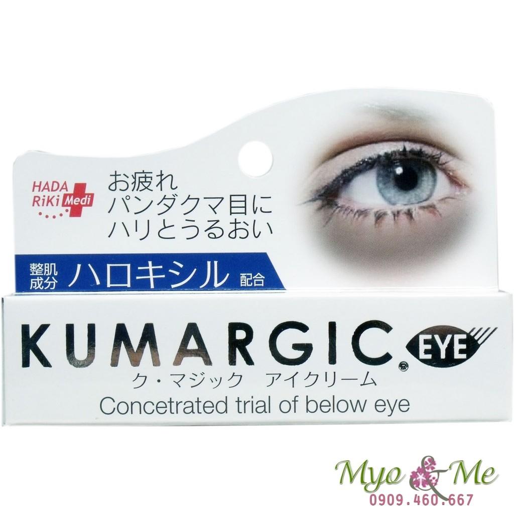Kem trị thâm quầng mắt Kumargic Nhật Bản - 2792070 , 297045463 , 322_297045463 , 220000 , Kem-tri-tham-quang-mat-Kumargic-Nhat-Ban-322_297045463 , shopee.vn , Kem trị thâm quầng mắt Kumargic Nhật Bản
