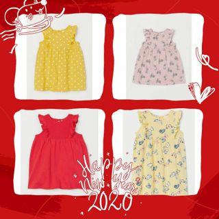 🧚♀️[HM AUTH]Váy Hm cánh tiên Authentic cho bé gái🧚♀️