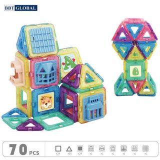 Bộ đồ chơi nam châm dành cho trẻ em – ZZ2020