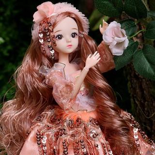 Búp Bê Công Chúa Barbie 30cm 12 Khớp