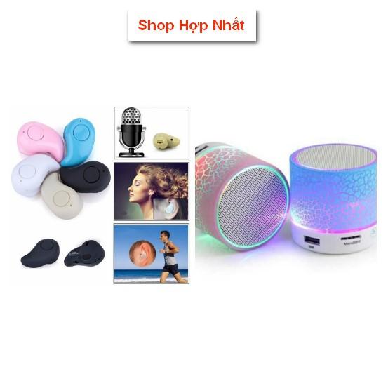 Tai Nghe Bluetooth S530 tặng Loa Bluetooth S9 đèn Led cực đẹp - 2834541 , 316682507 , 322_316682507 , 99000 , Tai-Nghe-Bluetooth-S530-tang-Loa-Bluetooth-S9-den-Led-cuc-dep-322_316682507 , shopee.vn , Tai Nghe Bluetooth S530 tặng Loa Bluetooth S9 đèn Led cực đẹp