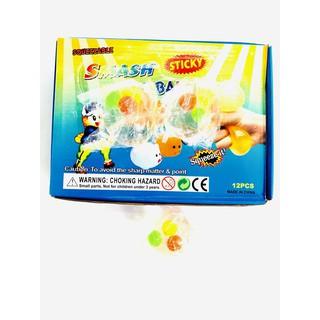 đồ chơi gudetama trứng bóp trút giận 3 lòng có màu sắc mã QNX1 KTQ(92)
