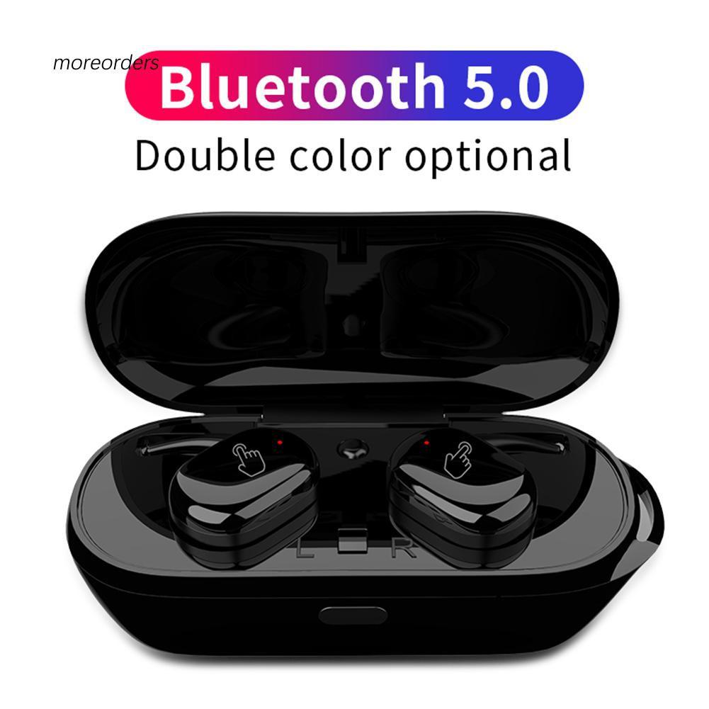 Tai nghe thể thao mrod t2c kết nối Bluetooth với hộp sạc