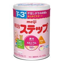 Sữa Bột Meiji ( 1 - 3 tuổi) Nội Địa Nhật Bản