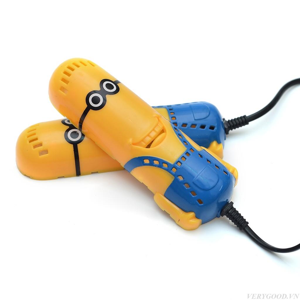 Máy sấy khô khử mùi cho giày hình Minion VRG008939