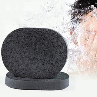 Mút rửa mặt dày làm sạch tiện dụng cho nữ