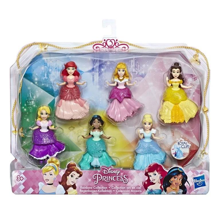 Bộ đồ chơi Hasbro búp bê sáu công chúa Disney Princess