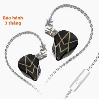 [NC] Tai Nghe KZ ASX Kiểm Âm 20 Driver In Ear Hifi | Chuyên nghe tạp Jazz Ballad Nhạc cụ | Có Cic | Âm V-shaped