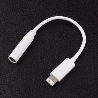 Jack Chuyển Đổi Tai Nghe💥FREESHIP💥 [CAP CHUYEN DOI] Giắc Chuyển Đổi Tai Nghe Iphone Cổng Lightning Sang 3.5mm