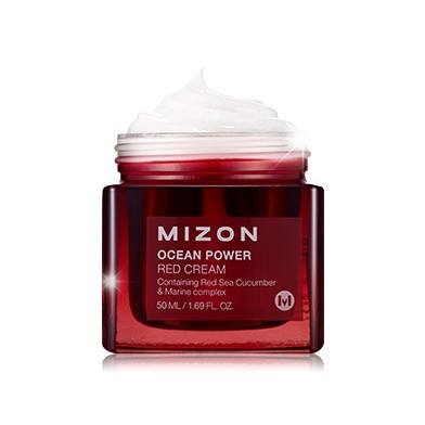 Kem dưỡng da chống lão hóa từ hải sâm đỏ Mizon Ocean Power Red Cream 50ml - 9971924 , 243922791 , 322_243922791 , 1350000 , Kem-duong-da-chong-lao-hoa-tu-hai-sam-do-Mizon-Ocean-Power-Red-Cream-50ml-322_243922791 , shopee.vn , Kem dưỡng da chống lão hóa từ hải sâm đỏ Mizon Ocean Power Red Cream 50ml