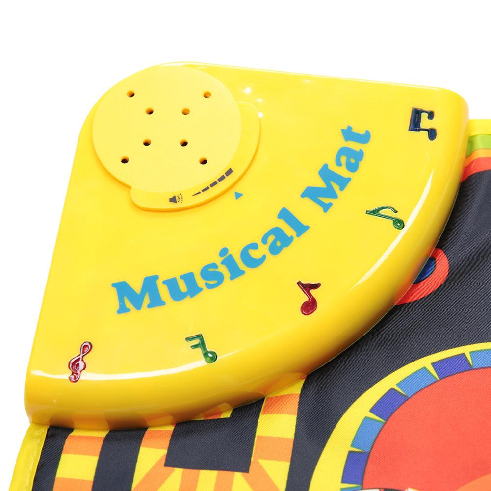 Portable Children Musical Mat Piano