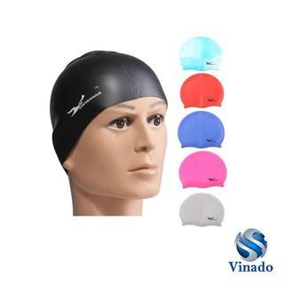 Mũ Bơi Silicon MB01