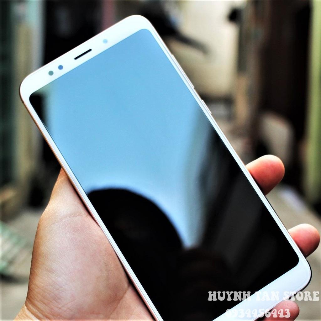 Xiaomi Redmi 5 Plus _ Dán dẻo không full màn chính hãng GOR ( 1 bộ = 2 miếng ) dán không hở mép