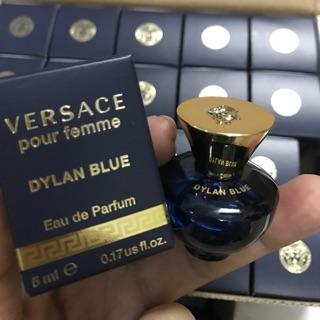[Mini]Nước hoa Nữ Versace-Versace dylan blue 5ml thumbnail
